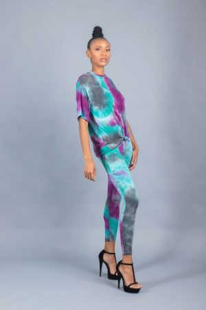 Tie-Dyed 2-Piece 1