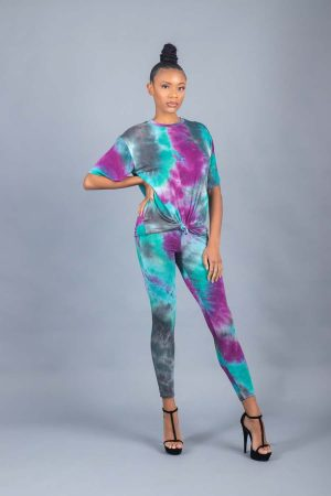 Tie-Dyed 2-Piece 3