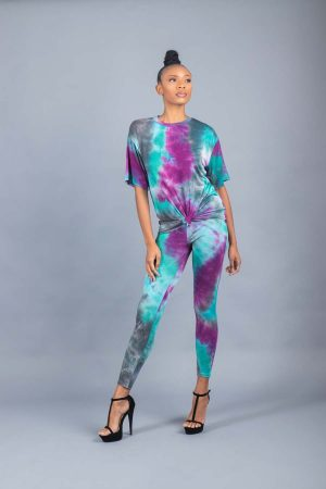 Tie-Dyed 2-Piece 4