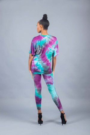 Tie-Dyed 2-Piece 5